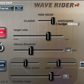 Quiet Art Wave Rider 2