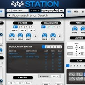 Xenos Soundworks Tesseract for Wusikstation