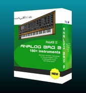 XILS-lab Analog Bag 1 & 2