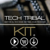 Zenhiser Tech Tribal Drum Kit 01