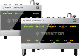 Native Instruments Traktor Audio 6 / 10