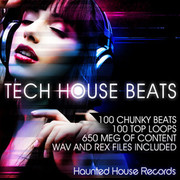 Haunted House Records Tech House Beats