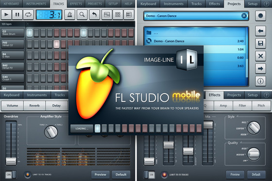 Image-Line FL Studio Mobile