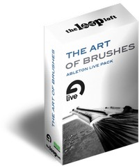 The Loop Loft The Art of Brushes - Ableton Live Pack