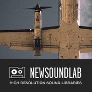 New Sound Lab LAX Aircraft