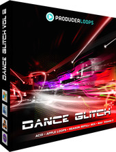 Producer Loops Dance Glitch Vol 2