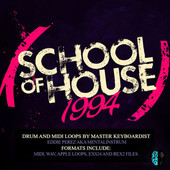 Producer Pack Eddie Perez - School of House 1994