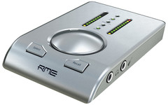 RME Babyface (silver)