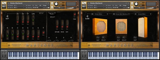 Soniccouture Ondes for Kontakt