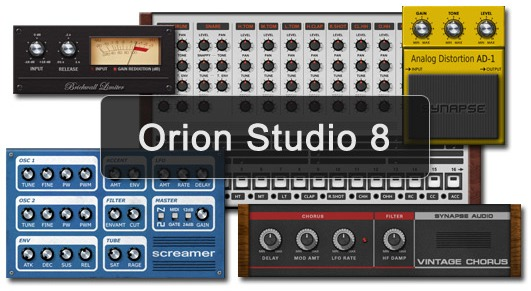 Synapse Orion 8