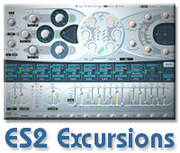 3R Audio ES2 Excursions