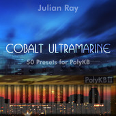 Julian Ray Cobalt Ultramarine