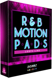 Diginoiz R&B Motion Pads
