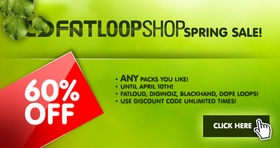 FatLoopShop Spring Sale