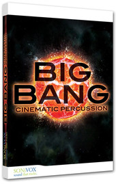 Sonivox Big Bang - Cinematic Percussion