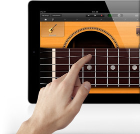 Apple GarageBand for iPad