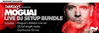 Beatport Moguai Live DJ Setup Bundle