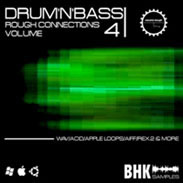 BHK Samples Drum'n'Bass Rough Connections Vol 4