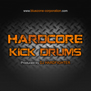 Bluezone Hardcore Kick Drums