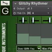 Gecko Glitchy Rhythmer