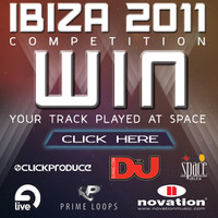 Clickproduce / DJmag Ibiza 2011 Competition