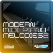 Equinox Sounds Modern MIDI Piano Melodies 2