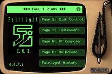 Fairlight app for iOS