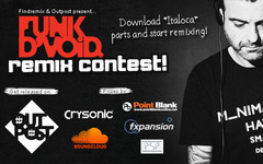 "Funk D'Void – ""Italoca"" Remix Contest"