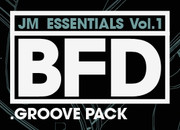 FXpansion BFD Groove Pack: JM Essentials Vol.1
