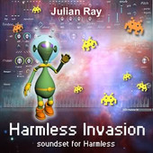 Julian Ray Harmless Invasion