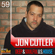 Loopmasters Jon Cutler Deep & Soulful U.S. House