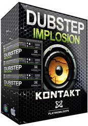 Platinum Loops Dubstep Implosion for Kontakt