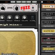 Plektron Guitar Amp