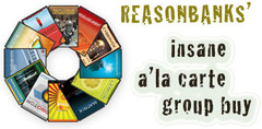 ReasonBanks Insane à la carte Group Buy