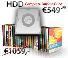 Sononkinetic HDD Complete Bundle