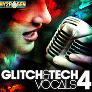 Hy2rogen Glitch & Tech Vocals 4