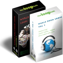 The Loop Loft World Drum Loops & Percussion libraries