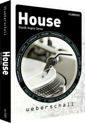 Ueberschall House - Elastik Inspire Series