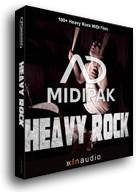 XLN Audio Heavy Rock MIDI Pak