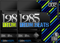 Zenhiser 1985 Drum Beats