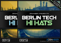 Zenhiser Berlin Tech Hi Hats