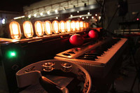 Antique Light Bulb Organ
