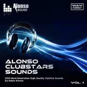 Alonso Sound Clubstars Sounds Vol. 1