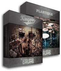Analogue Drums Kingpin & Plastique