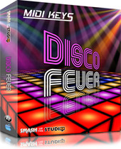 Smash Up The Studio MIDI Keys: Disco Fever