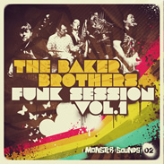 Loopmasters The Baker Brothers Funk Session Vol 1