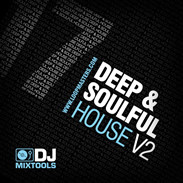 DJ Mixtools 17 - Deep &amp; Soulful House V2