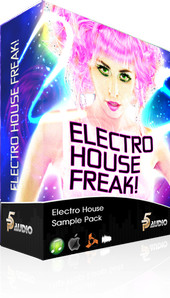 P5Audio Electro House Freak