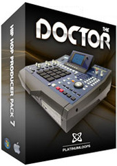 Platinum Loops Hip Hop Producer Pack 7 - The Doctor