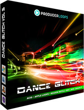 Producer Loops Dance Glitch Vol 3